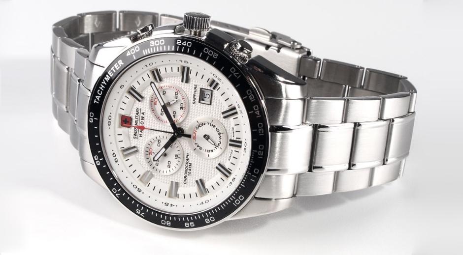 Ongekend Swiss Military Hanowa Crusader chronographs MF-47