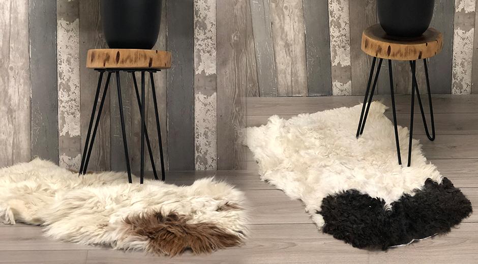 Schapenvacht Over Stoel : Luxe schapenvacht kopen?